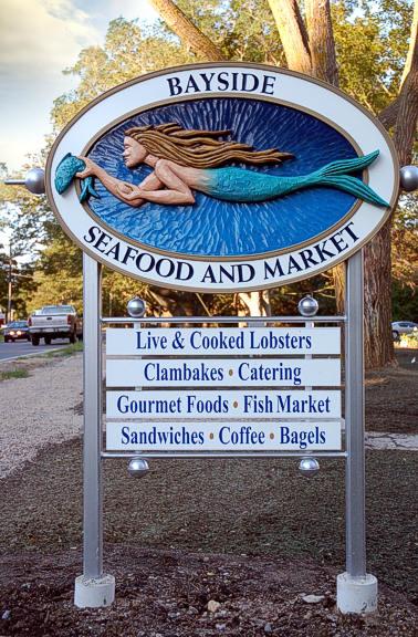 Bayside Seafood Market installed2