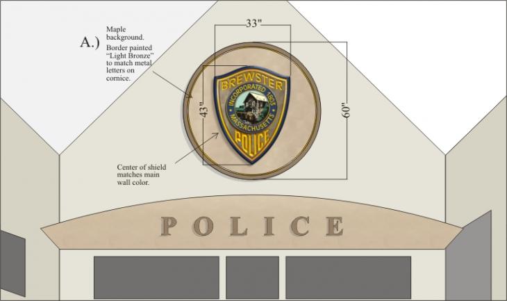 Brewster Police lobby presentation
