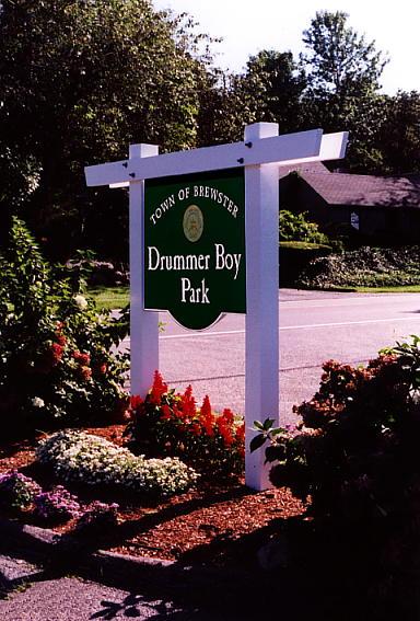 Drummer Boy Park, Brewster, MA