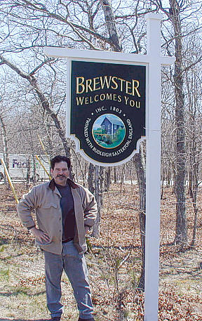 Brewster Welcomes You