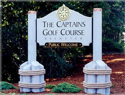 Captains Course, Brewster, MA