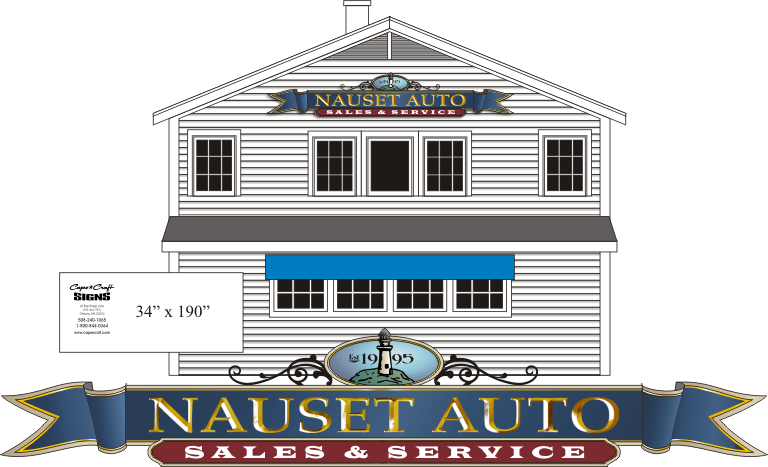 Nauset Auto Service, Orleans, MA