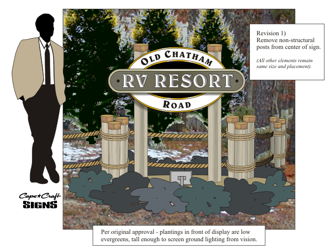 Old Chatham RV Resort