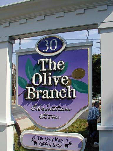 Olive Branch full face