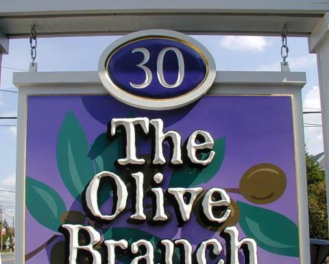 Olive Branch upper face