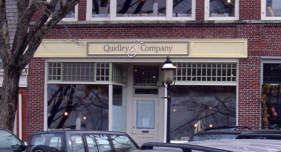 Quidley & Company, Nantucket installed