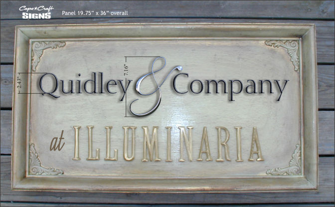 Quidley & Company, Chatham