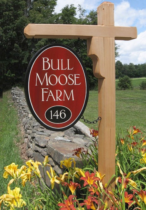 Bull Moose Farm, Lyme NH
