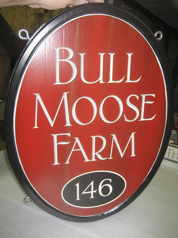 Bull Moose Farm, closer