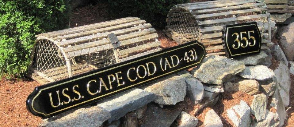 USS Cape Cod AD43