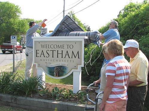Eastham Unveiling
