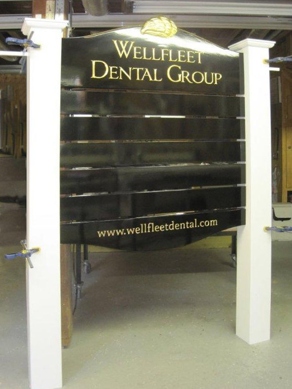 Wellfleet Dental Group in shop